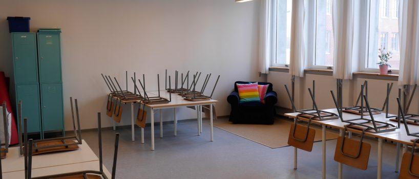 Lokale 2.01 med plads til 28 personer